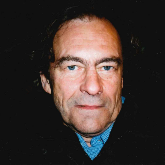 André Coulombe, octobre 2018