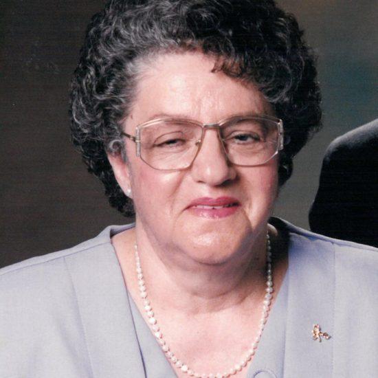 Lorraine Lapointe. avril 2019